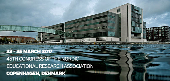 The NERA 45th Congress, Copenhagen, Denmark, March 23-25, 2017